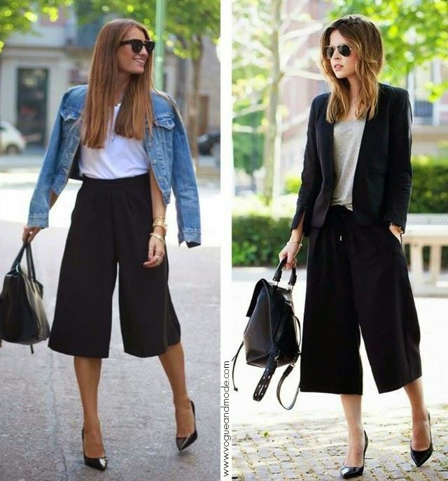 Pantalonas Cropped